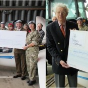 MoD Community Covenant Grant - Anglia Gliding Club